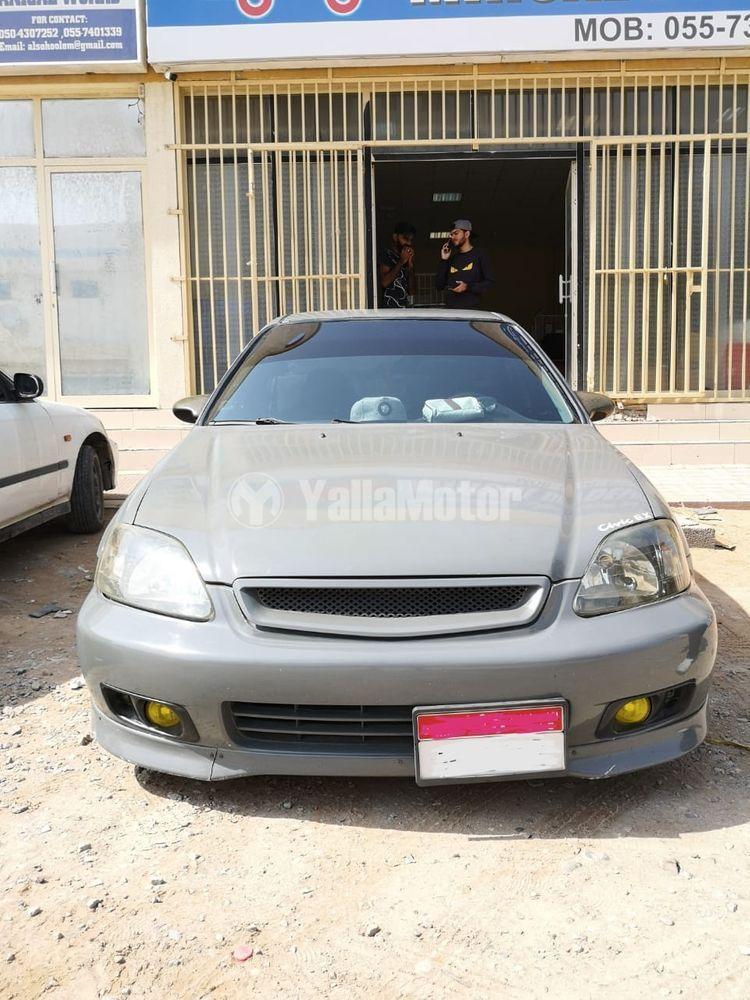 Used Honda Civic 2.0 EX 1999