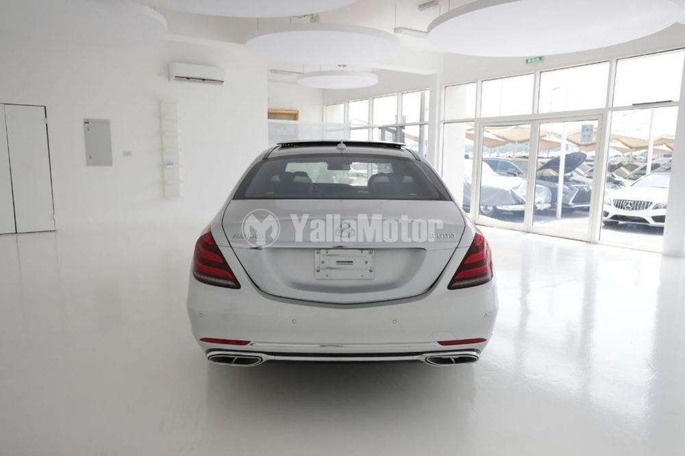Used Mercedes-Benz S-Clas S50 2014