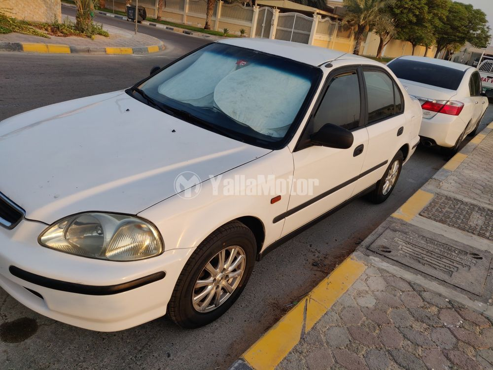 Used Honda Civic 1.6L EXi 1998