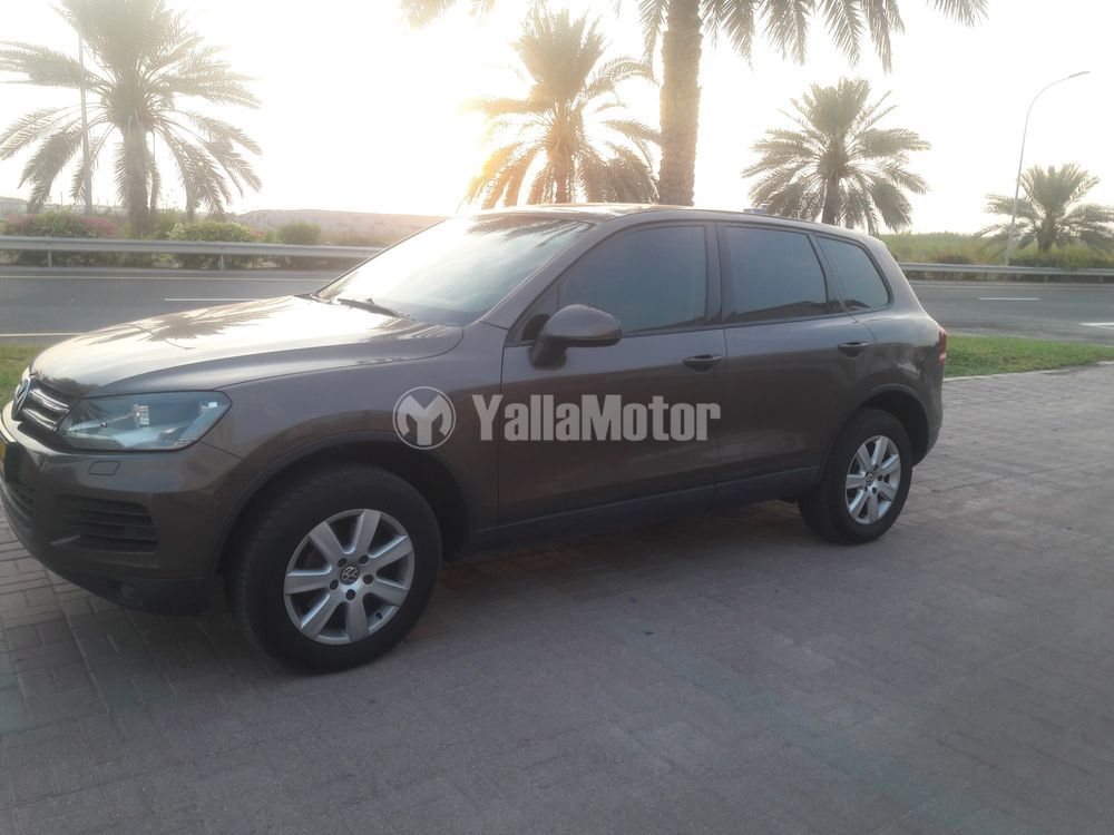 Used Volkswagen Touareg 3.6L SEL 2011