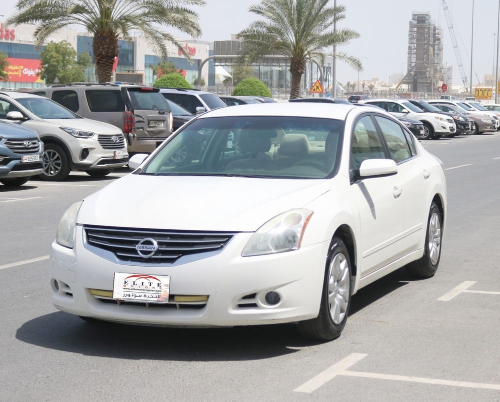 Used Nisan Altima 2.5 S 2012