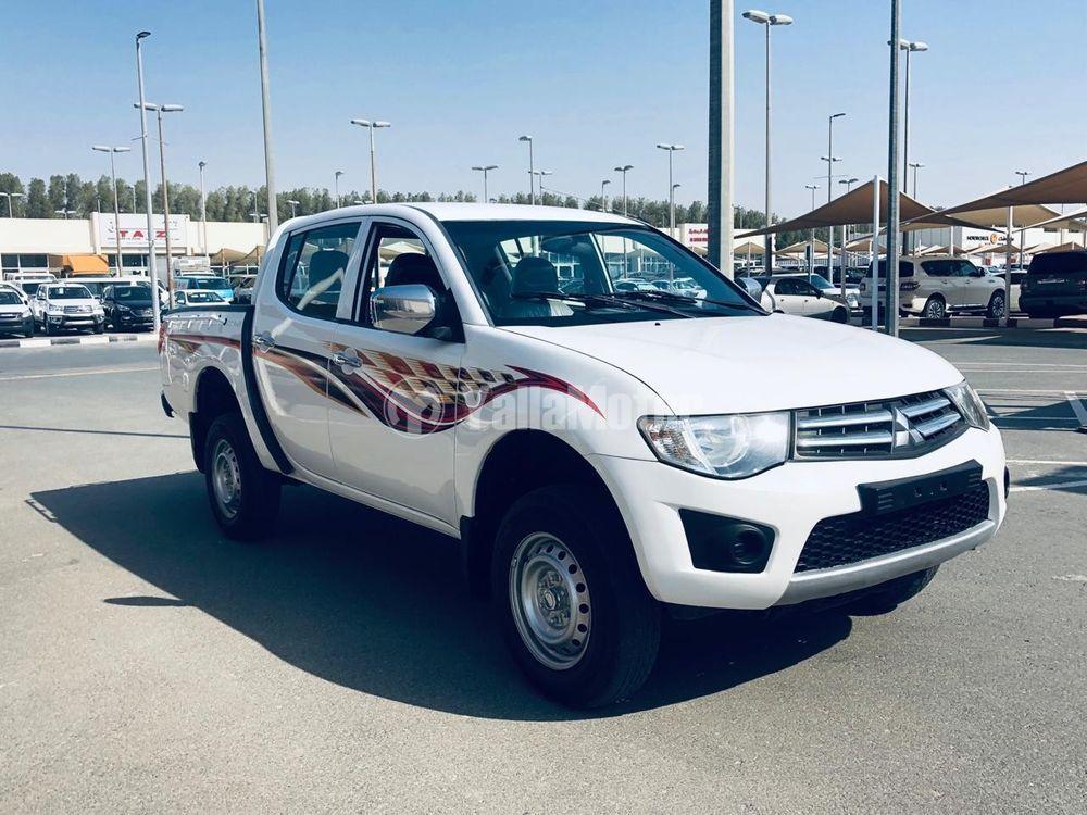 Used Mitsubishi L200 2012