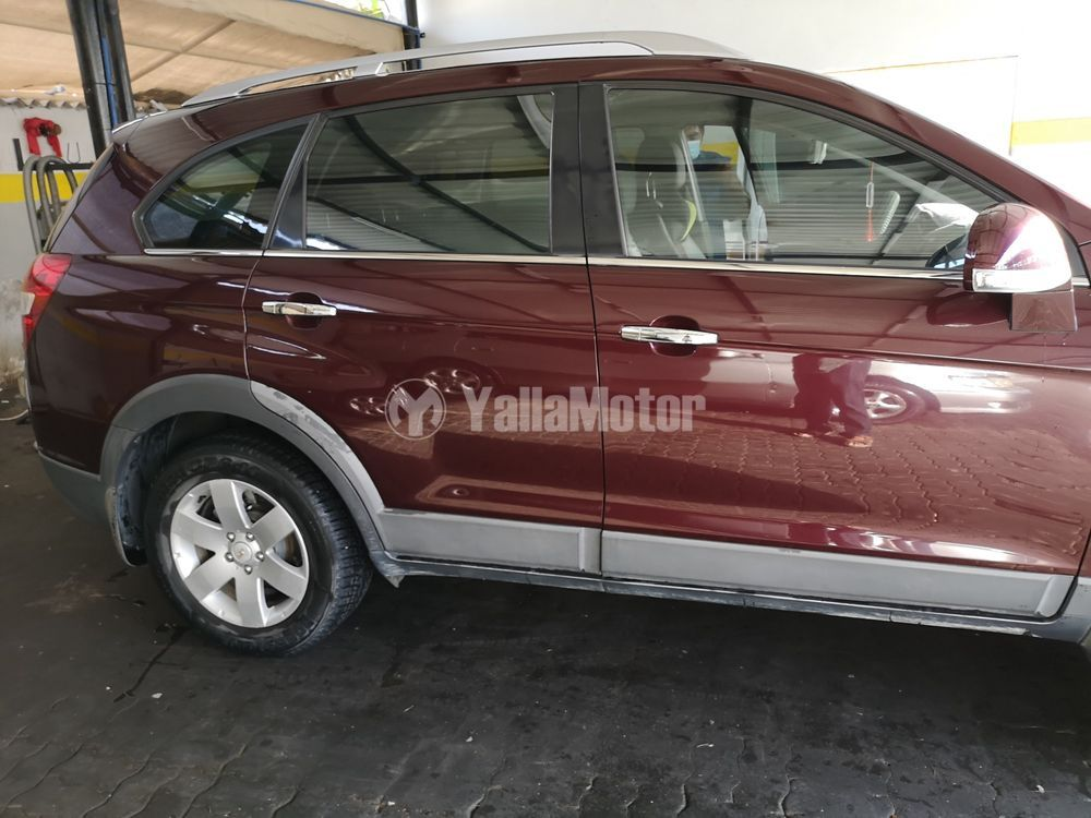 Used Chevrolet Captiva 2012