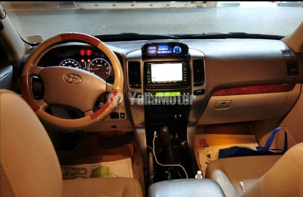 تويوتا لاند كروزر برادو 4.0L VXL 2009 مستعملة