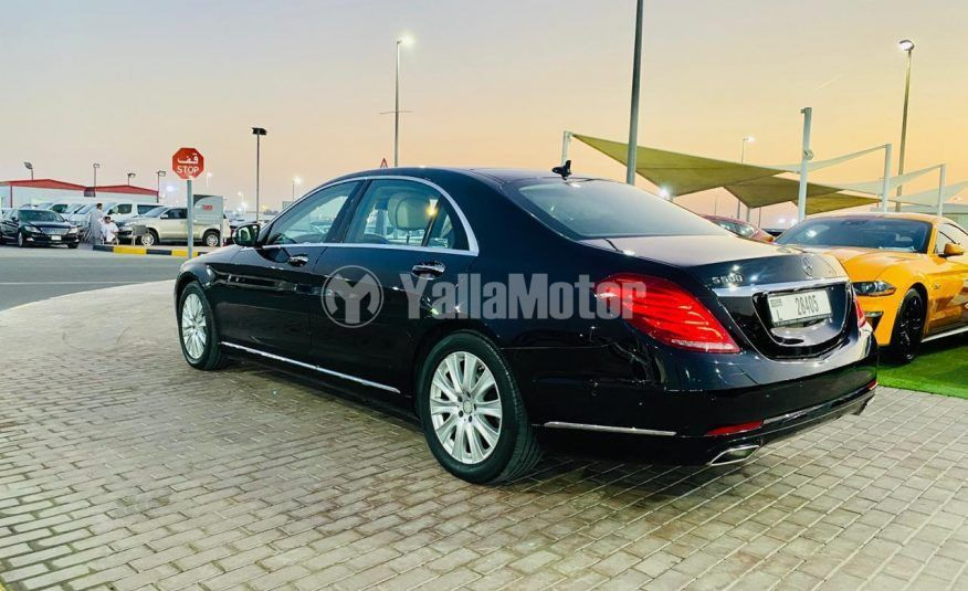 Used Mercedes-Benz S-Clas S 50 2015