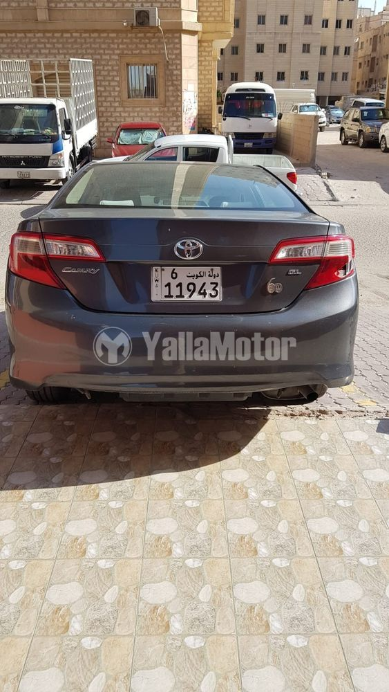 Used Toyota Camry 2.5L GLE 178 HP 2015