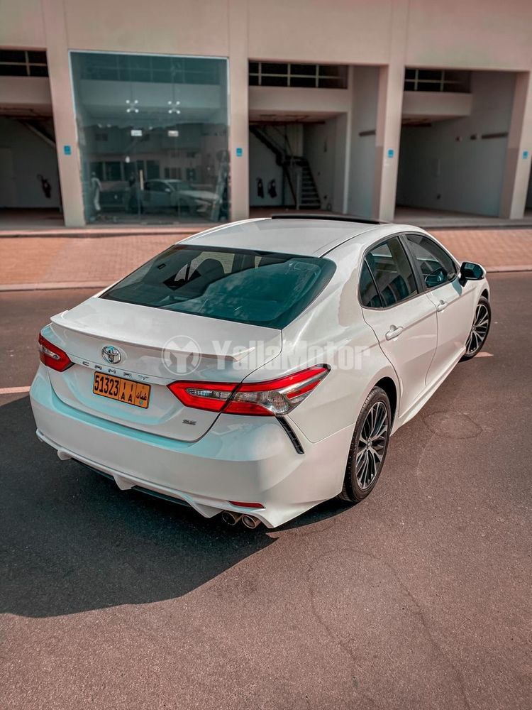 Used Toyota Camry  2.5L SE 2018