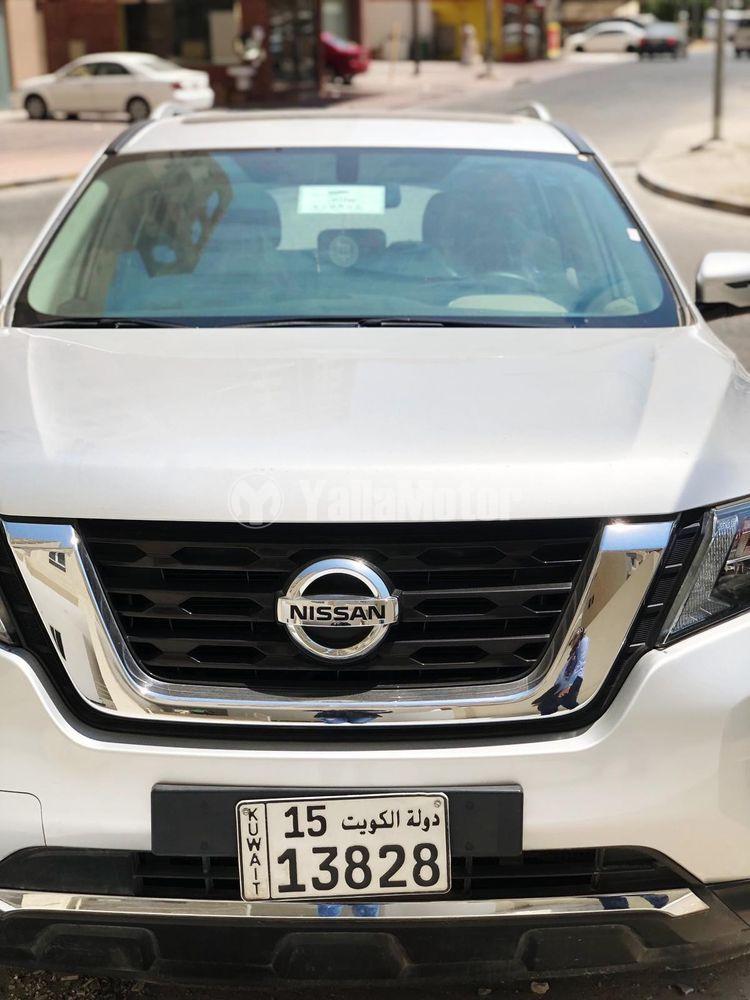 Used Nissan Pathfinder  3.5L SV 4WD 2018