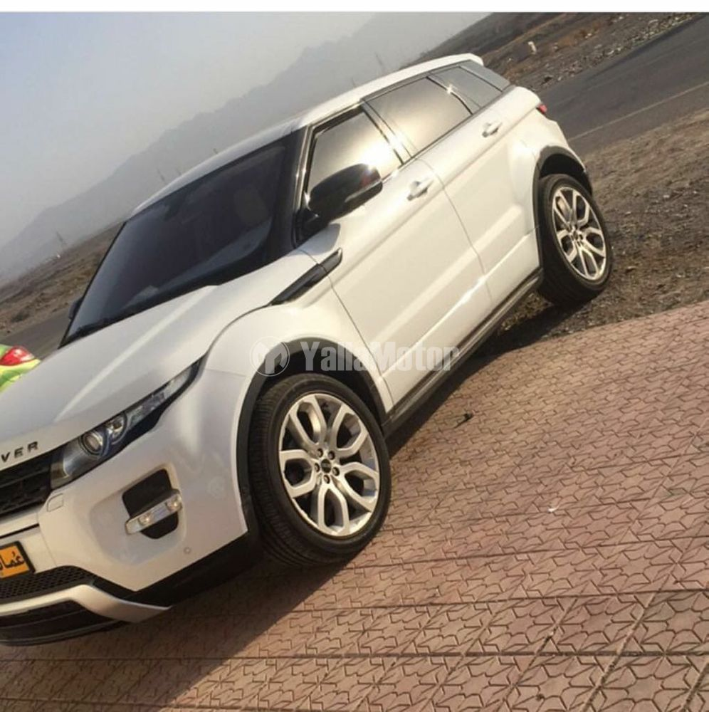 Used Land Rover Range Rover Evoque 2.0L Si4 HSE Dynamic AWD 2012