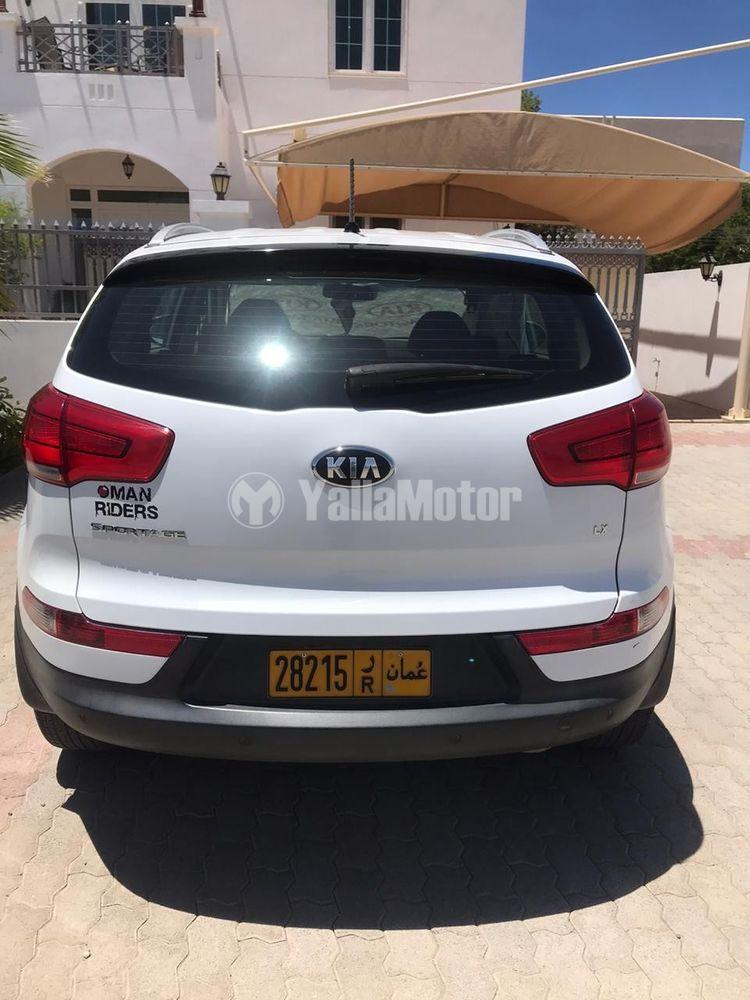 Used Kia Sportage  2.0L MPI LX (AWD) 2015