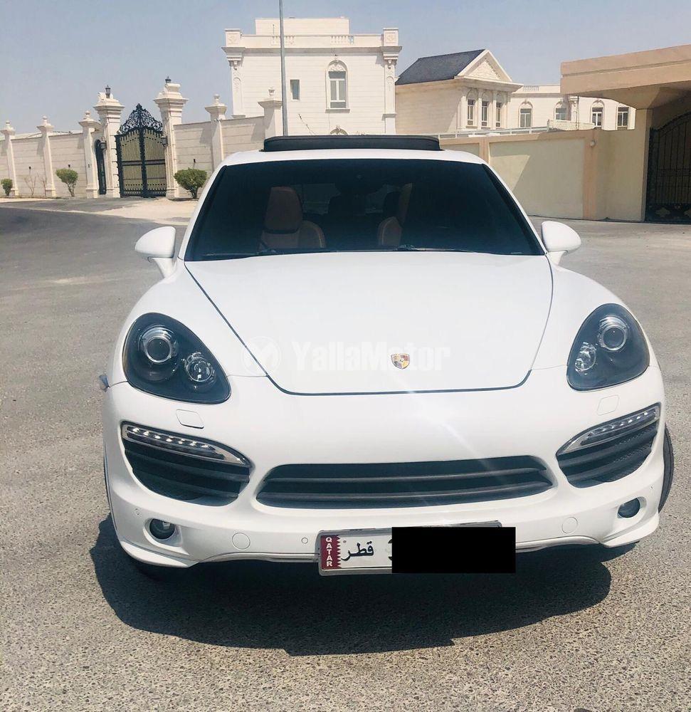 Used Porsche Cayenne  S 2012