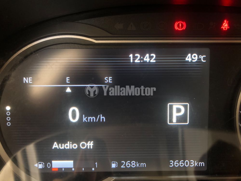 نيسان كيكس  1.6 SV Dual Tone 2017 مستعملة