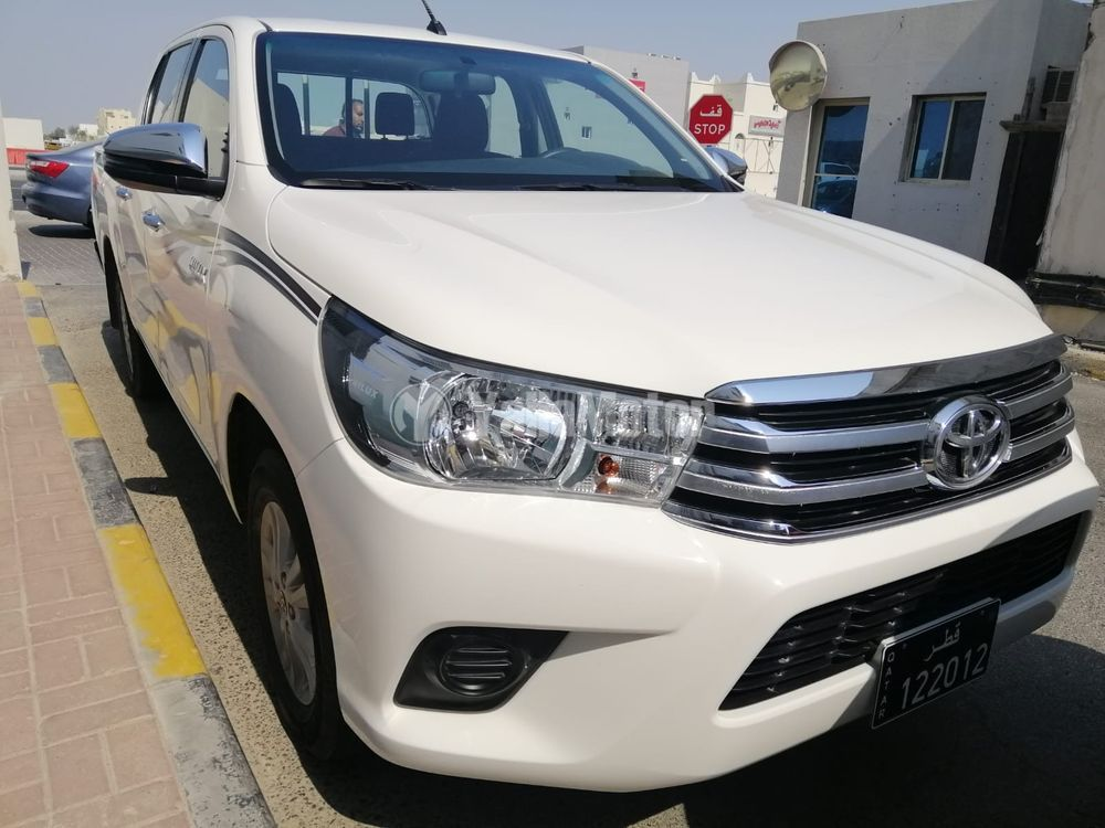 Used Toyota Hilux  2.7 Double Cab 4x2 A/T Top 2020