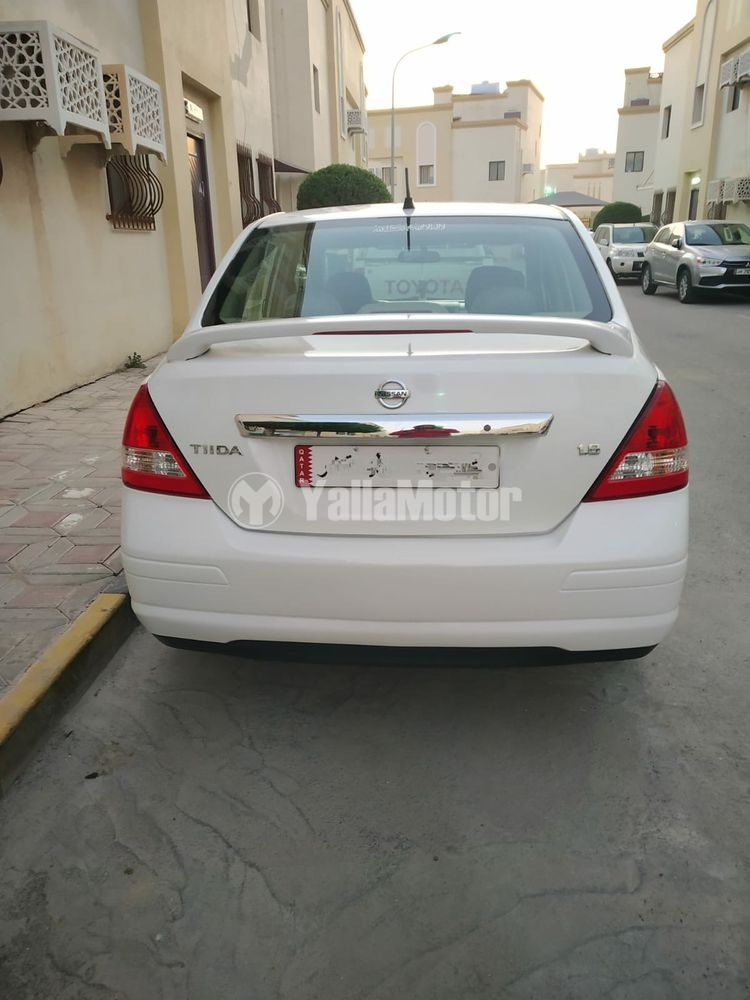 Used Nissan Tiida Sedan 2012