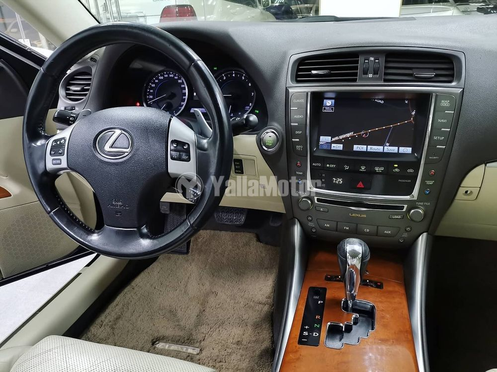 Used Lexus IS 300  4 door 3.0L 2012