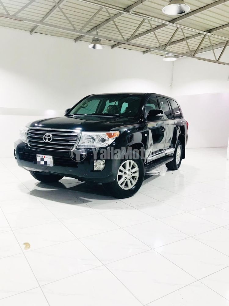 Used Toyota Land Cruiser  4.0 GXR 2009
