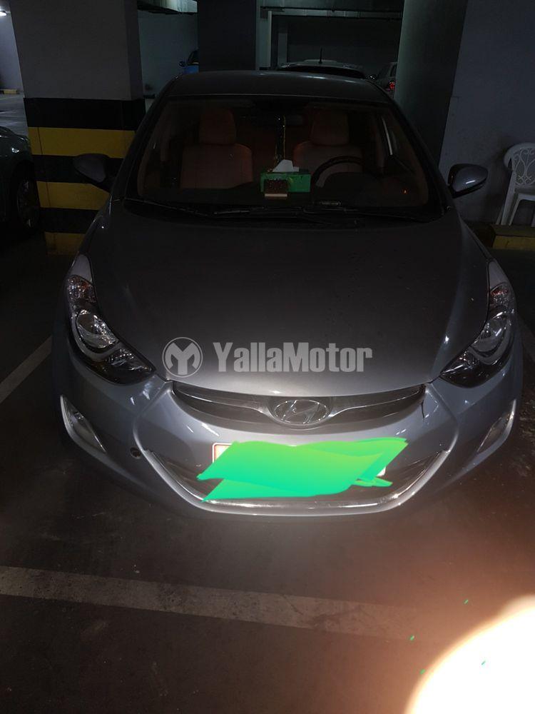 Used Hyundai Elantra  1.6L GLS 2012