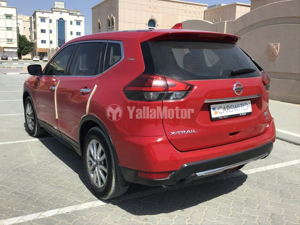 Used Nissan X-Trail 2018