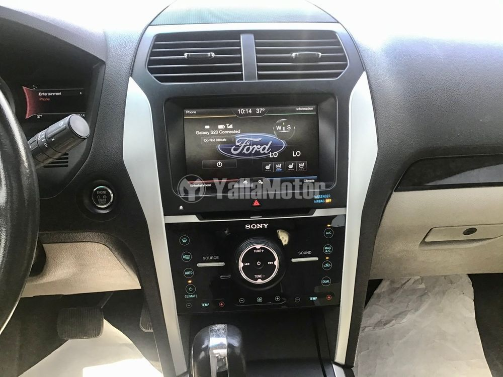 Used Ford Explorer 2014