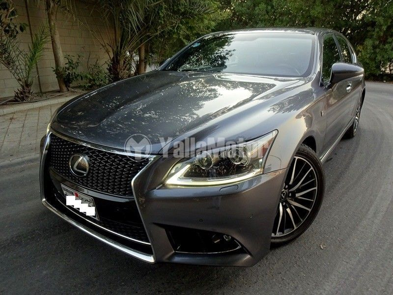 Used Lexus LS 460 4 door 4.6L SWB 2014