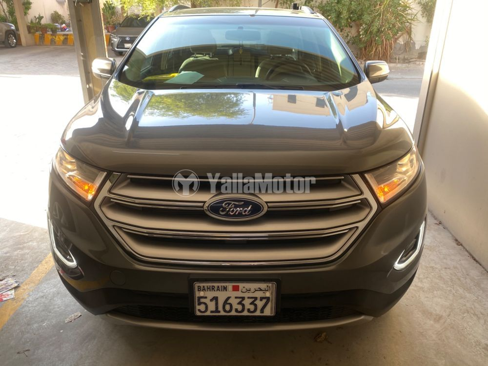 Used Ford Edge  3.5L SEL 2016