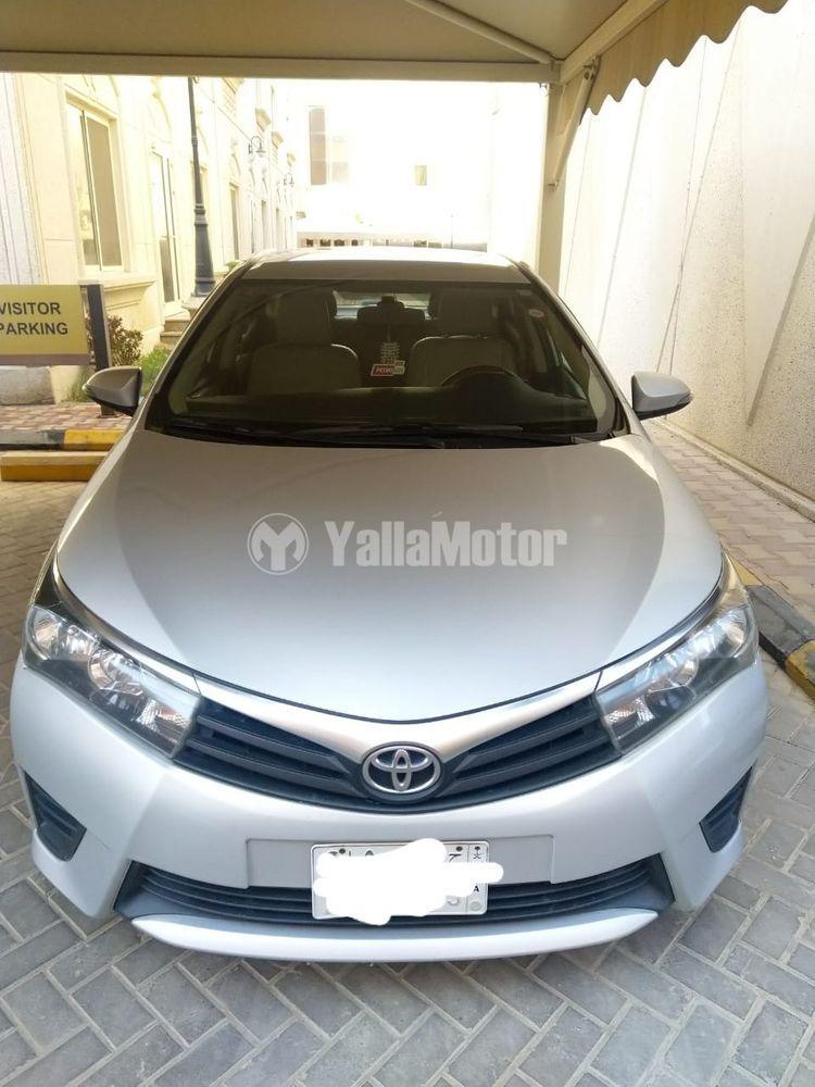 Used Toyota Corolla 1.6L Standard 2015