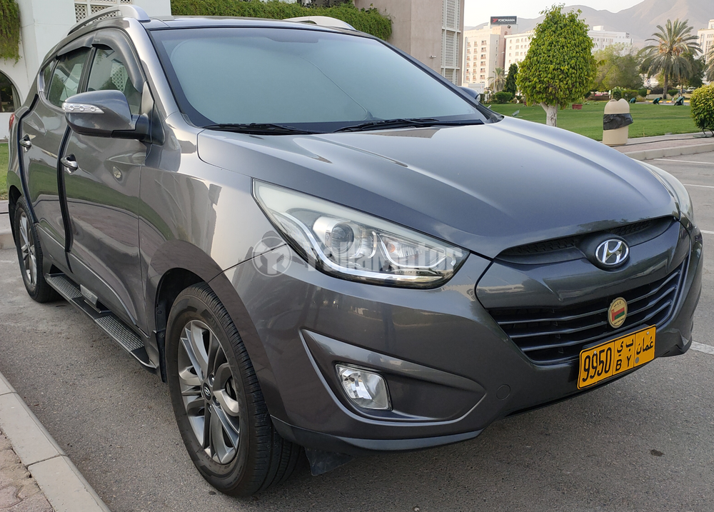 Used Hyundai Tucson  2.0L Full Option (AWD) 2015