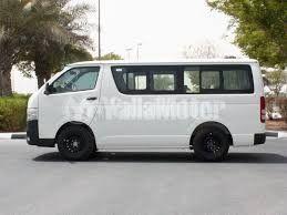Used Toyota Hiace  2.7L GL Half Panel Van (6-Seater) 2015