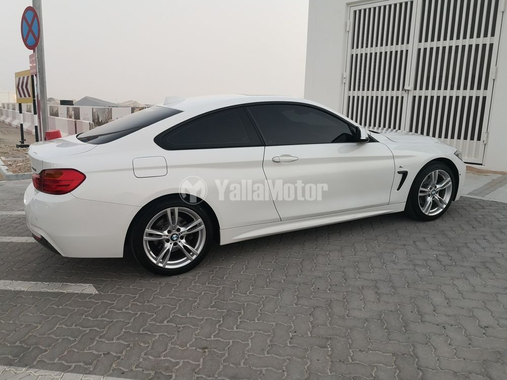 Used BMW 4 Series Coupe  420i 2017