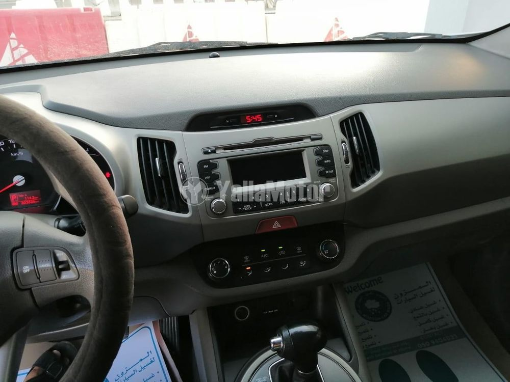 Used Kia Sportage 2011