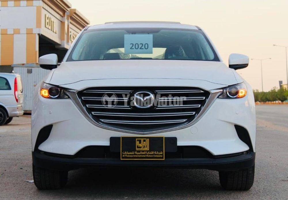 New Mazda CX-9 2020