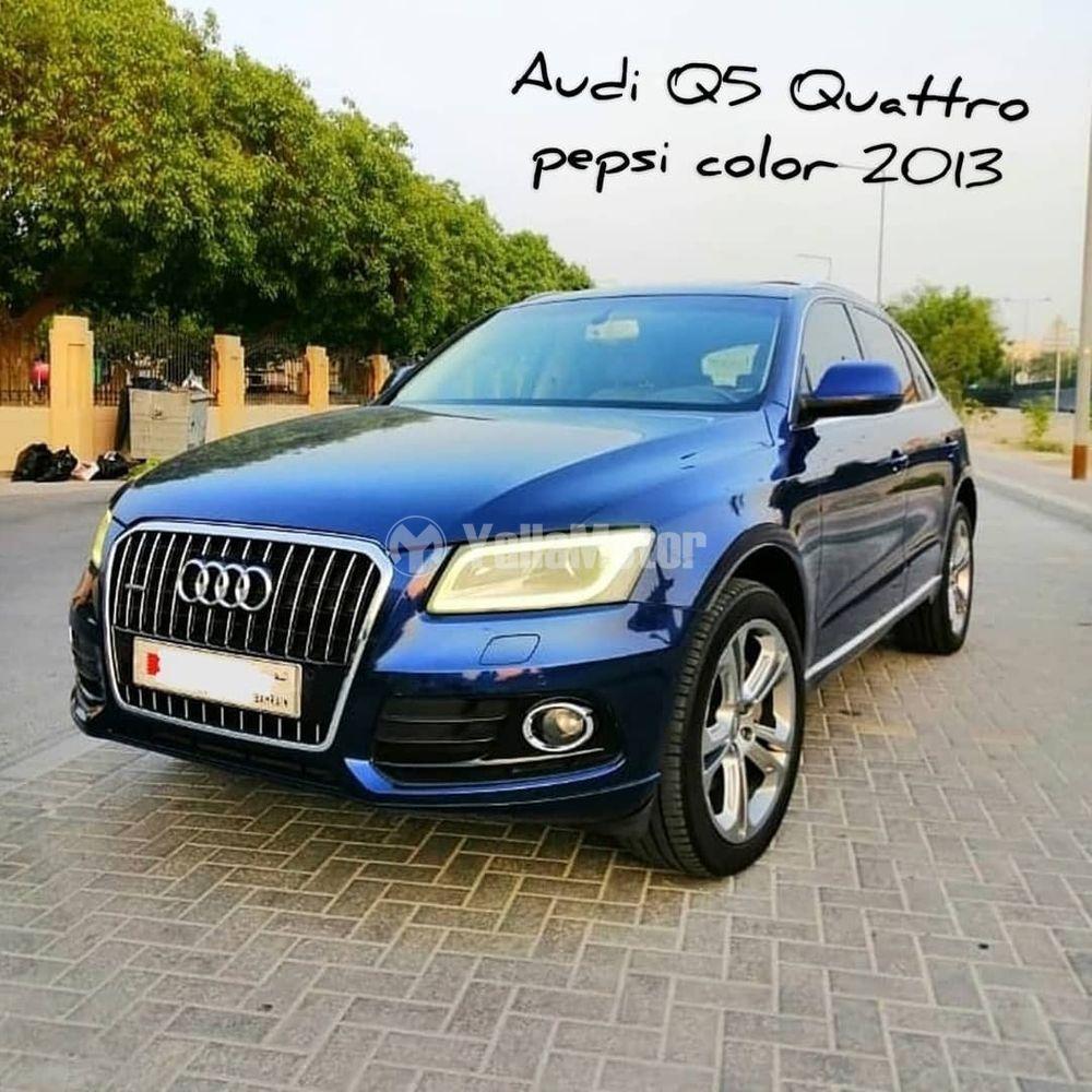 Used Audi Q5  3.0L (272 HP) 2013