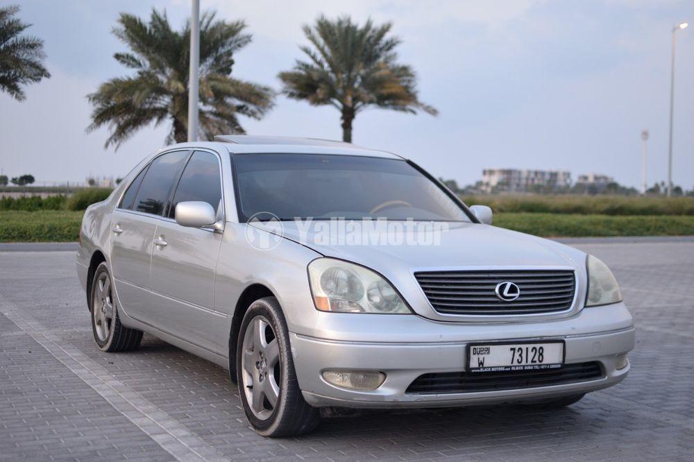 Used Lexus LS 430 2002