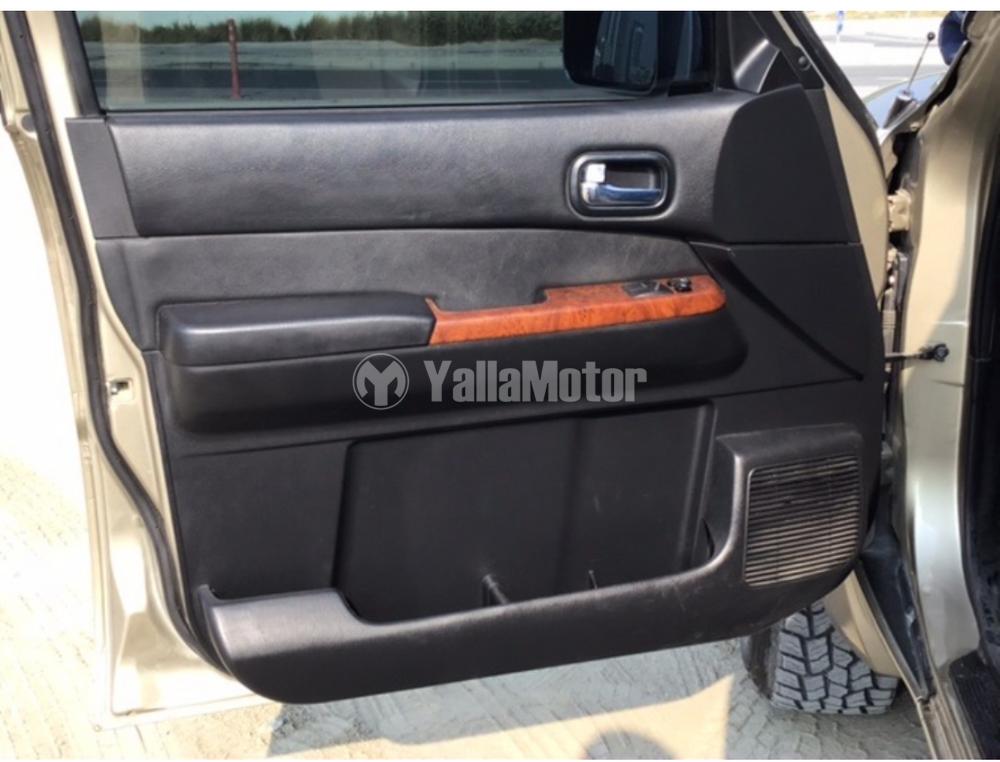 Used Nissan Patrol Safari 4.8L M/T 2016