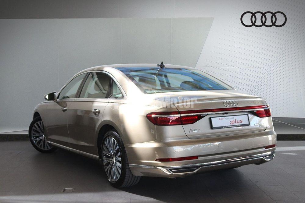 Used Audi A8 L 2019