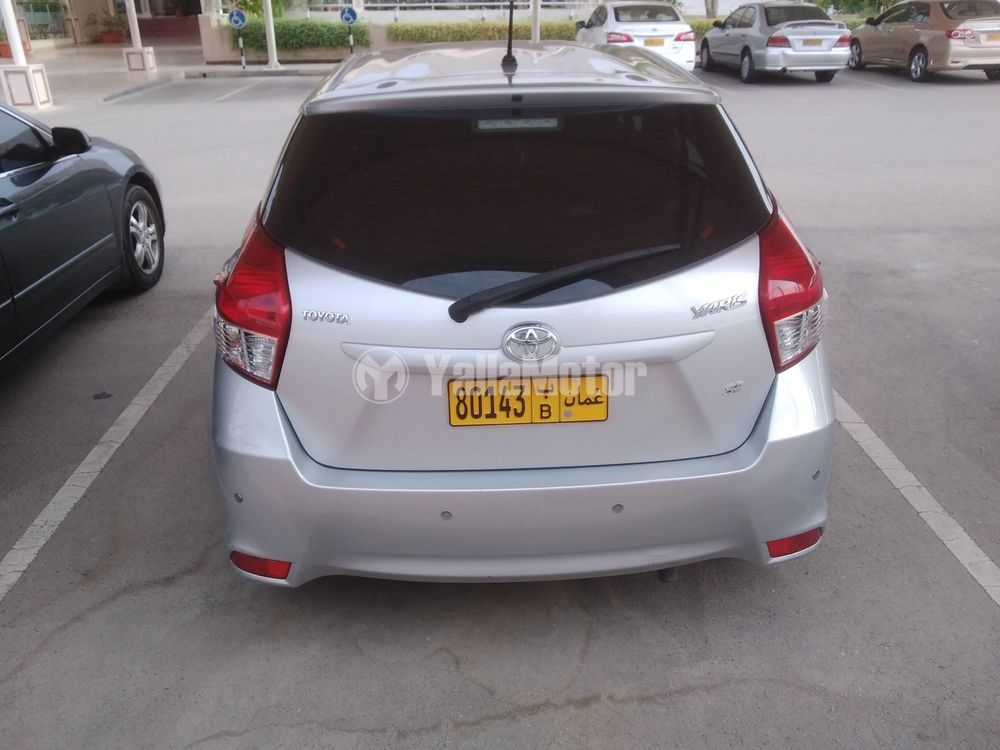 Used Toyota Yaris Hatchback  1.5L SE 2015