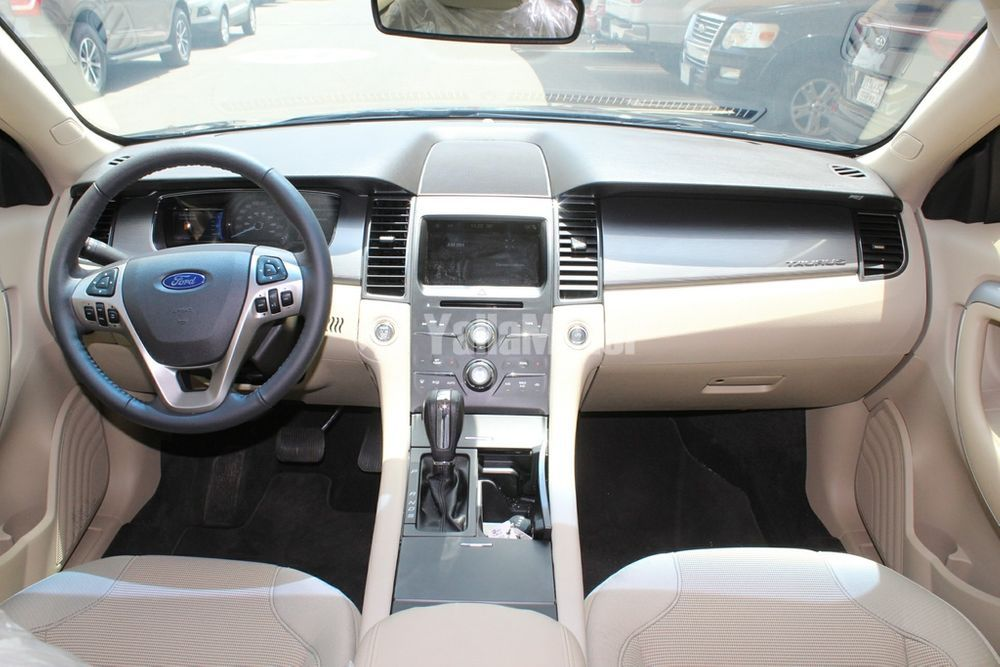 Used Ford Taurus 2017