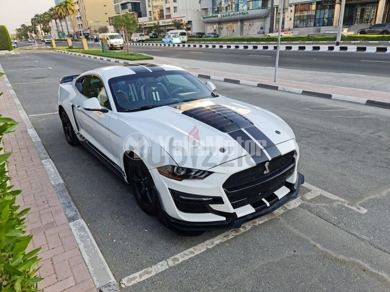 Used Ford Mustang  2.3L EcoBoost Fastback A/T 2018