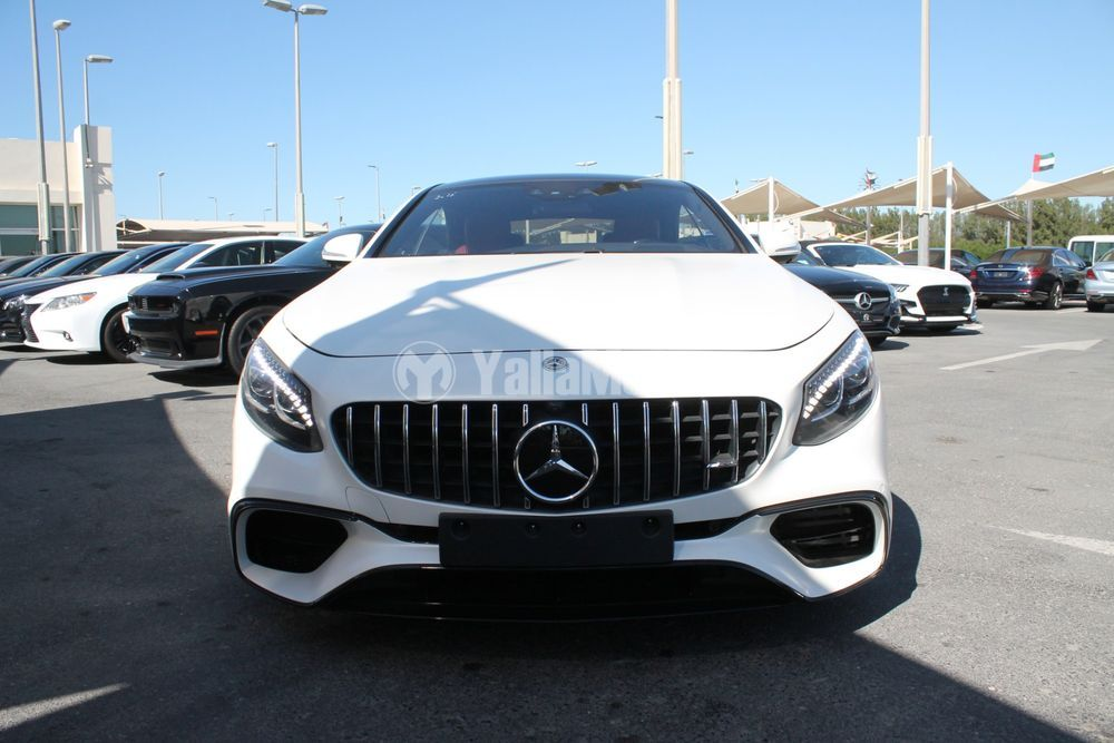 Used Mercedes-Benz S-Class  S 63 AMG - LWB 2016