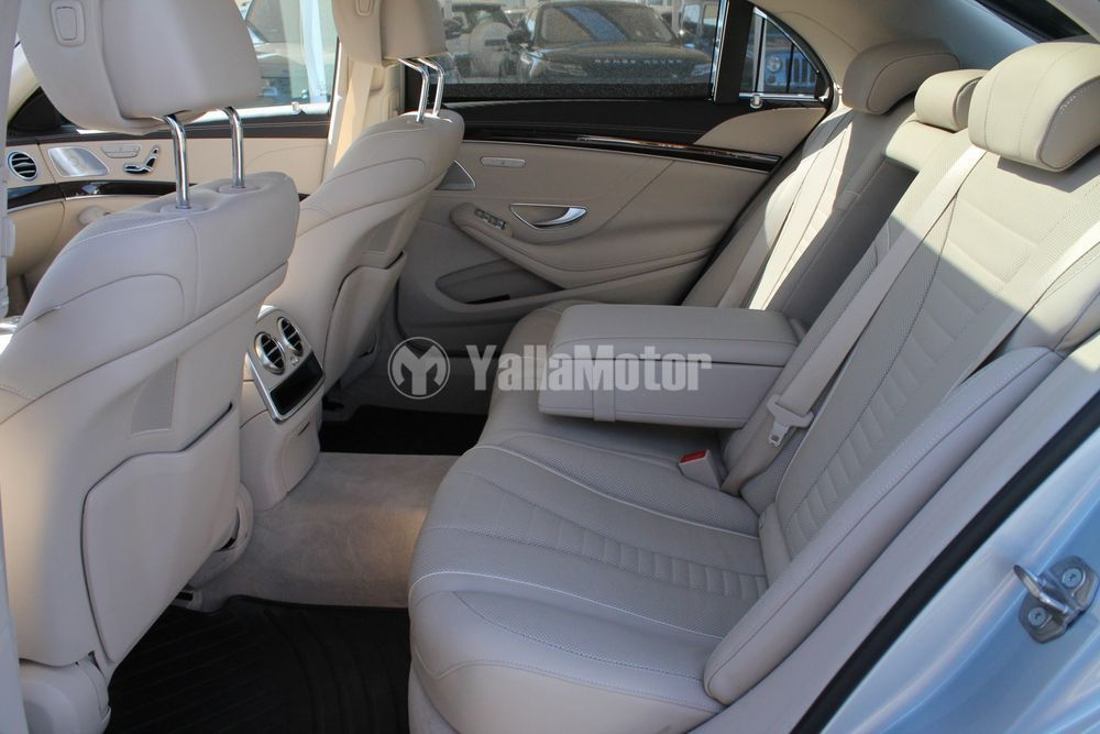 Used Mercedes-Benz S-Class  S 560 4MATIC 2019
