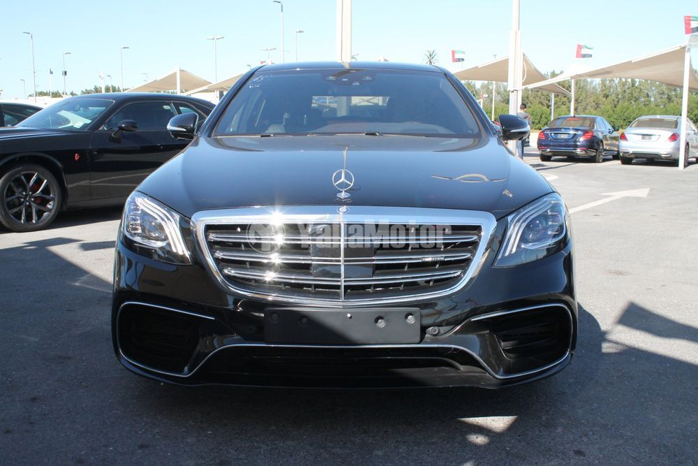 Used Mercedes-Benz S-Class  S550 2016