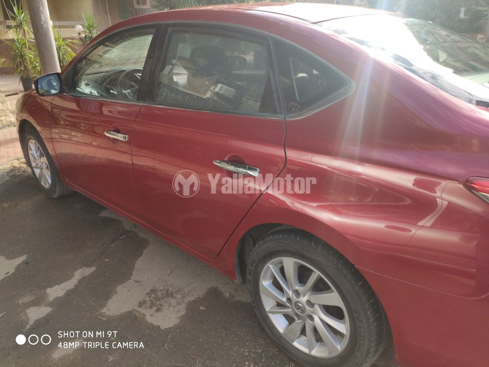 Used Nissan Sentra 1.6L S 2017