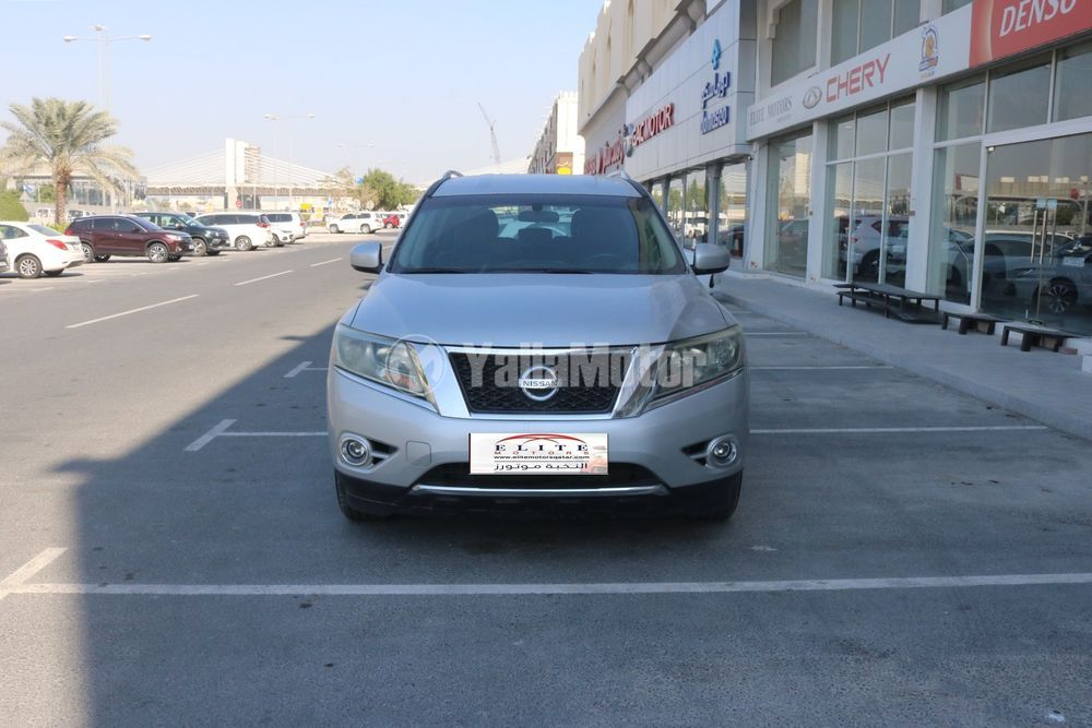 Used Nissan Pathfinder  3.5L Midnight Edition (AWD) 2013