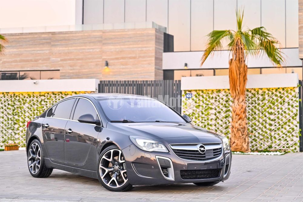 Used Opel Insignia OPC 2015
