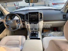 New Toyota Land Cruiser 4.6L GXR GT 2020