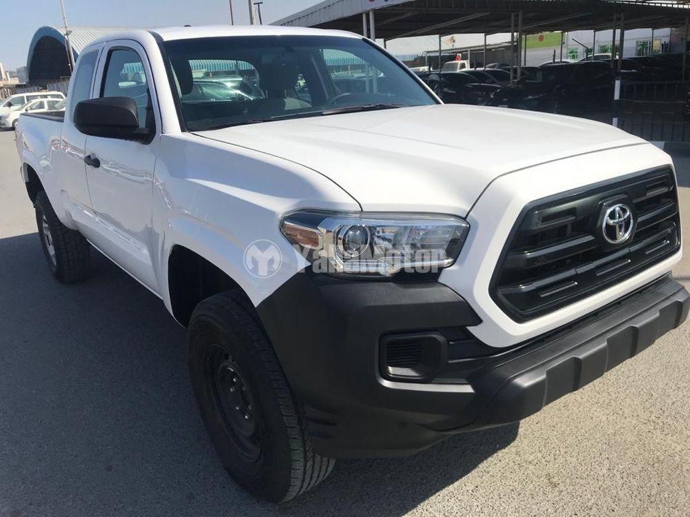 Used Toyota Tacoma 2017