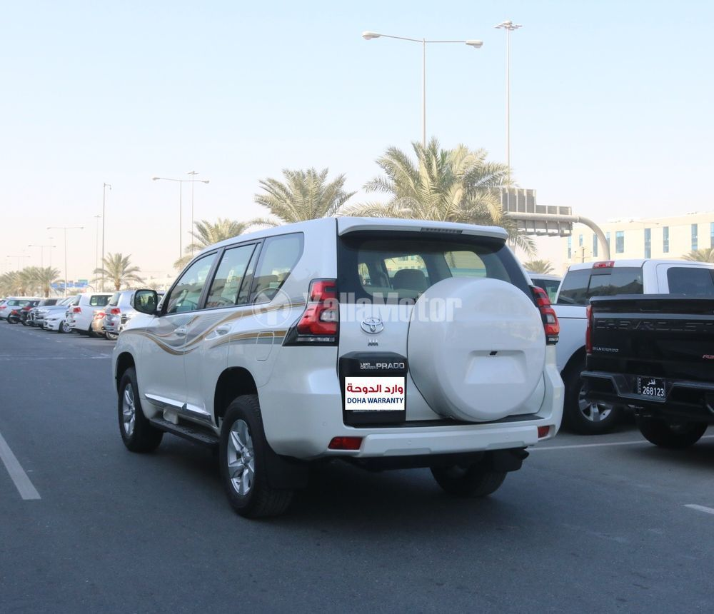 New Toyota Land Cruiser Prado 2020