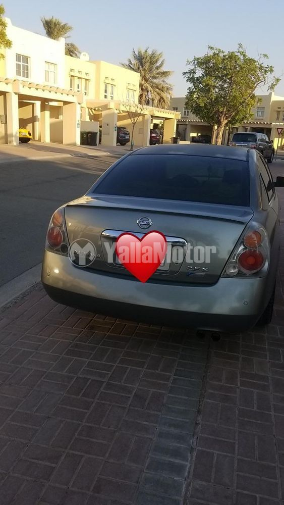 Used Nissan Altima  2.5 SV 2007