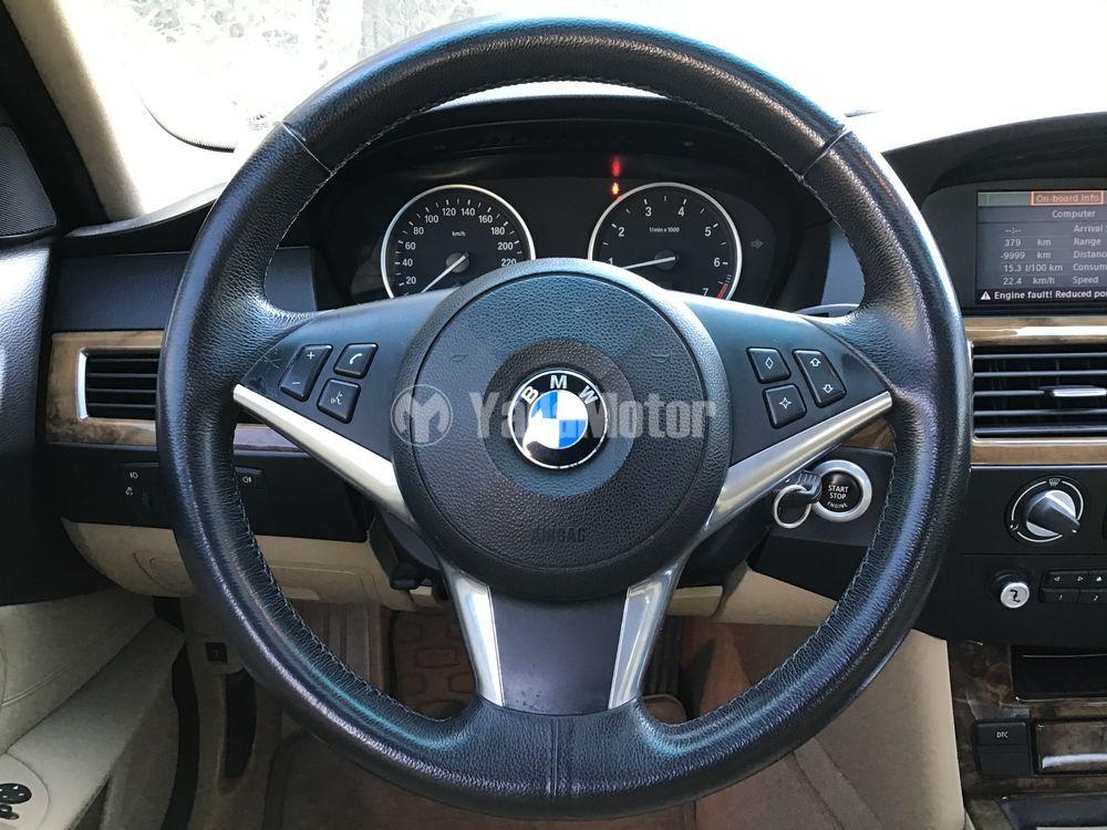 Used BMW 5 Series 2010