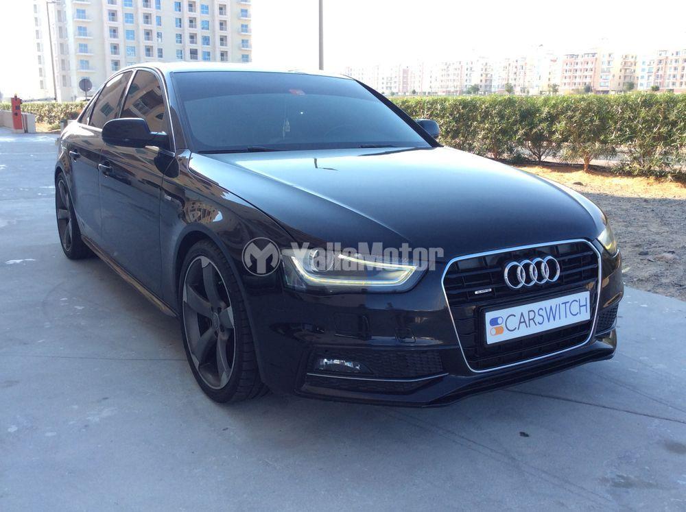 Used Audi A4 2015